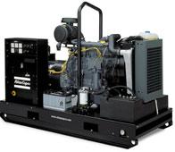 Najlepsze generatory i agregaty stacjonarne firmy Atlas Copco.