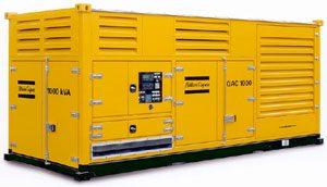 Najlepsze generatory i agregaty firmy Atlas Copco.